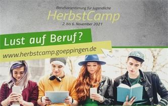 HerbstCamp | Berufe hautnah erleben