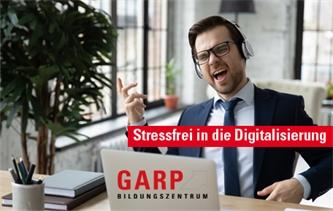 """Interview mit Dozent, David Neumann für den Workshop """"Stressfrei und erfolgreich in die Digitalisierung"""""""